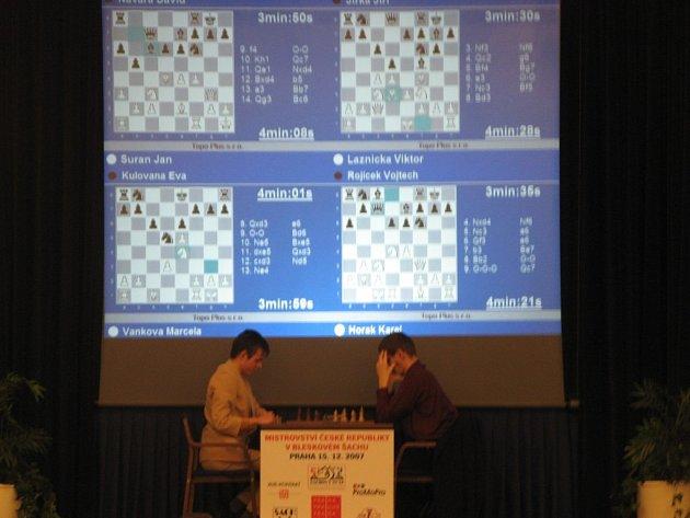 V pondělí bude slavnostně zahájeno v brodském hotelu Slunce mistrovství republiky v šachu. O titul se utkají muži, ženy a junioři.