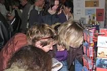 Veletrh knih v Havlíčkově Brodě