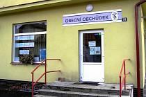 Obec Víska provozuje vlastní obchod. Dostala na něj loni dotaci.
