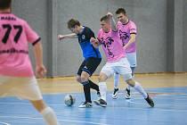Futsalisté Bocy nestačili na Kladno, které ještě hraje o vedoucí pozici.