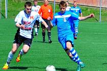 Mladší dorostenci brodského Slovanu prohráli v Bohunicích 2:0, a mohou tak zapomenout na prvenství v divizi. V Brně předvedli nejhorší výkon jarní části sezony.
