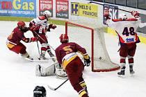Osmá výhra. Tu si připsali brodští junioři HC Rebel v domácím zápase proti Kolínu a prezentují se stejnou formou jako A-tým, který neokusil hořkost porážky šest zápasů.