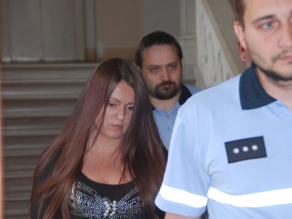 Barbora Orlová (na snímku) podle lékařů trpí paranoidní schizofrenií, což z ní činí osobu, jejíž chování v budoucnu se nedá úplně snadno odhadnout.
