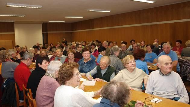 Klub českých turistů bilancoval na výroční schůzi.
