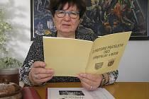 Anna Šnýdlová z Přibyslavi byla u toho od začátku a zmapovala už čtvrt století přátelství mezi dvěma městy.