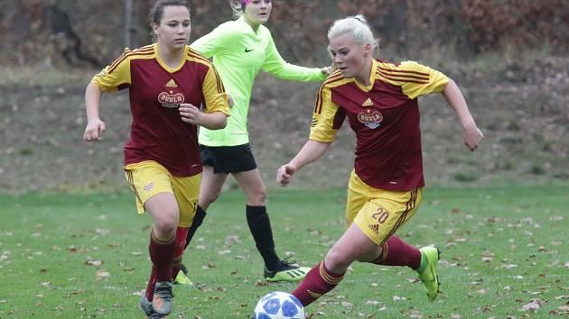 Světlá má poprvé v historii ženský tým.
