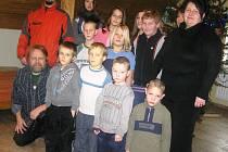 SKAUTI. Skautská organizace v Přibyslavi existuje přes 20 let.
