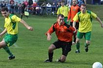 Fotbalisté Habrů přivítají na domácím trávníku další tým z Havlíčkobrodska – Věžnici.