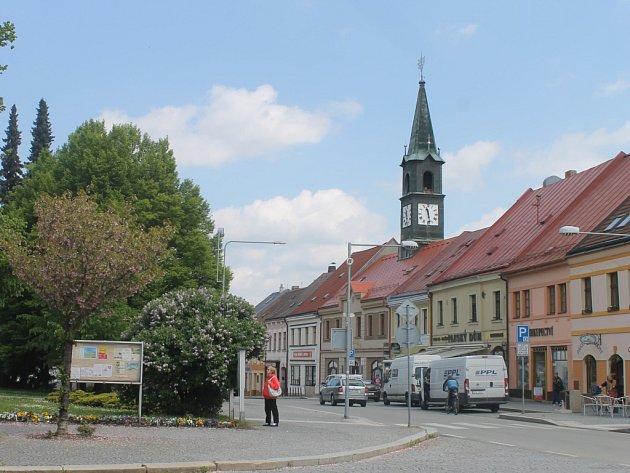 Chotěboř je prvním městem ČR, kde se obor FM vyučuje.