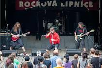 Vzpomínka na Rockovou Lipnici v roce 2013.