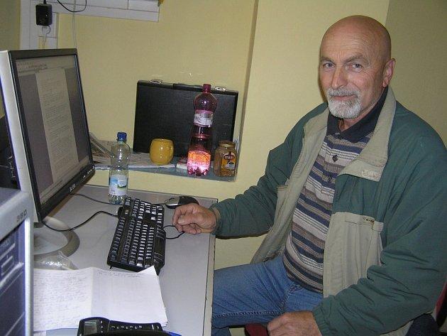 Mykolog Jiří Pejchal.