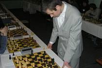 Nejlepší český šachista David Navara prohrál z osmadvaceti partií jen dvě.