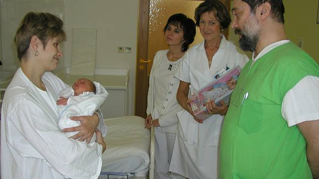 Otázky kolem porodu chtějí některé maminky rozebírat jen soukromě s lékařem. Ilustrační foto.