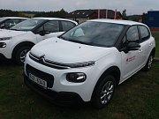 Nová auta, kterými disponuje Oblastní charity Havlíčkův Brod.