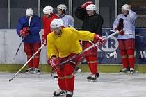 Kádr Havlíčkova Brodu zatím čítá devětadvacet hráčů a tři brankáře.