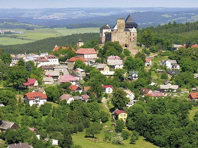 Lipnice nad Sázavou.