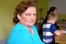 Marie Heilandová se potýká se zrakovými problémy. Volby pro ni nejsou věc jednoduchá.