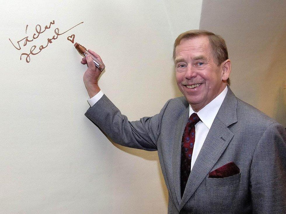 V rámci své návštěvy Havlíčkova Brodu v roce 2006 navštívil Václav Havel tehdy nově otevřenou Pivovarskou restauraci, kde zanechal svůj podpis.