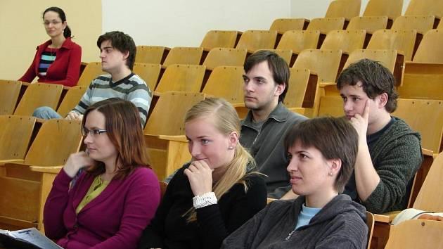 První absolventi vysoké školy ještě nejsou na světě, ale představy o budoucnosti školy jsou jasné.