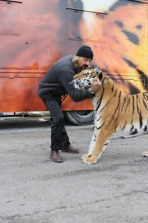 Cirkus Jo-Joo zavítal do Havlíčkova Brodu.