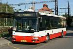 Autobusy městské dopravy v Brodě opět čekají covidové změny. Ilustrační foto.
