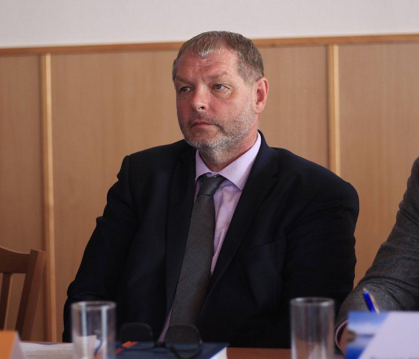 Petr Kubala, generální ředitel Povodí Vltavy.