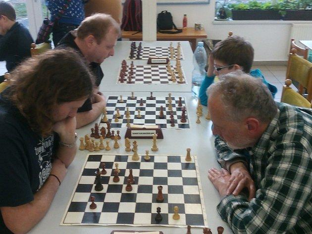 Seriál O pohár ŠK TJ Jiskra Havlíčkův Brod v rapid šachu má za sebou 12. turnaj.