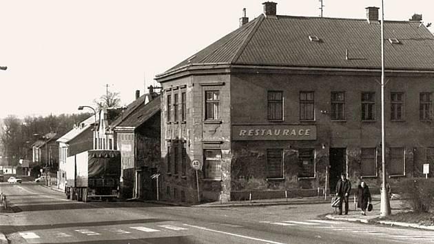 Letná - nejstarší moderní havlíčkobrodská čtvrť, která vznikla kolem roku 1907 daleko za kostelem sv. Vojtěcha.