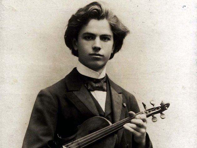 Jan Kubelík.
