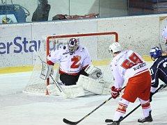 Derby zápasy proti Havlíčkovu Brodu hráčům Žďáru nad Sázavou vycházejí. Vyhráli ve všech čtyřech letošní základní části.