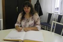 Anna Blažková bývalá ředitelka Oblastní charity.