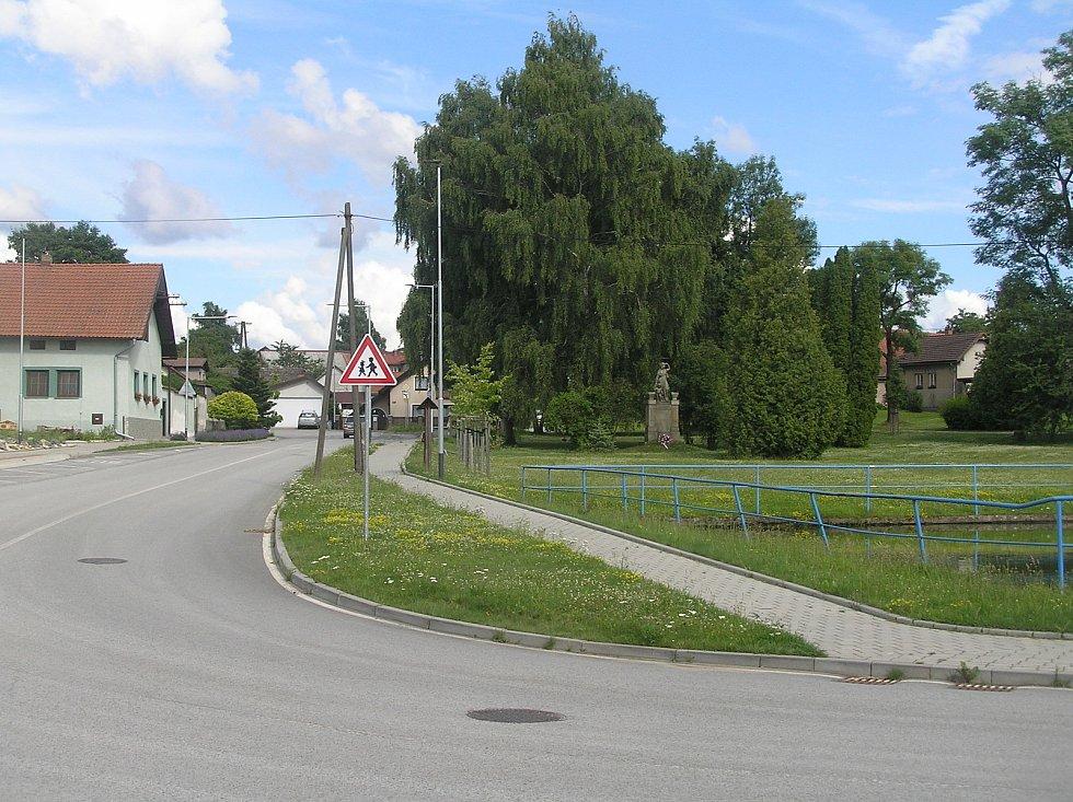 Obec Žižkovo Pole