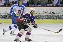 Hokejisté Chotěboře si doma poradili s poslední Litomyšlí 5:1.
