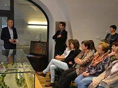Foto ze setkání knihovníků. Foto:Irena Brezovic