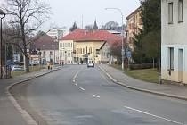Žižkova ulice bude provizorně částečně zprovozněna.