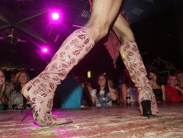 Problémy. Dva discokluby na Vysočině postihla slabá návštěvnost kvůli dvěma vraždám. Ilustrační foto: