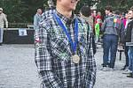 Tonda Pleskač se s českým týmem stal světovým šampionem.