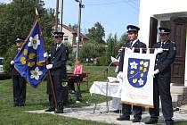 Kochánov na Havlíčkobrodsku patří k obcím, které získaly své heraldické symboly teprve nedávno.
