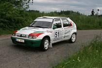 Rallye Posázaví 2008