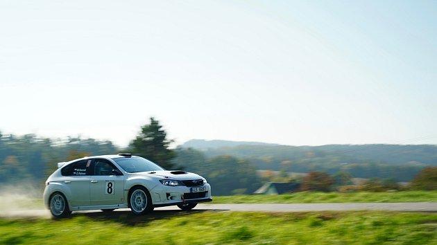 Mezinárodní motoristická soutěž Rallye Světlá.