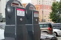 Platební automatů ve městě rok od roku přibývá. Ilustrační foto
