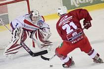 Hokejisté Chotěboře od pondělí trénují na ledové ploše. Všichni se už těší na krajskou soutěž.