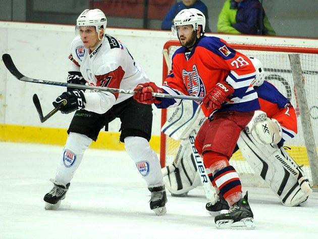 Druhou porážku si v domácím prostředí připsali havlíčkobrodští hokejisté. Nestačili na první dva celky tabulky, na Kolín a v sobotu na Klatovy.