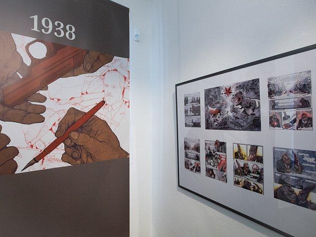 OBRAZEM: 100 let republiky připomínají i výstavy