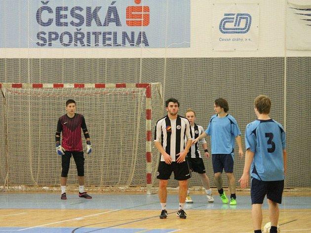 O překvapení se postarali v loňském ročníku Vánočního turnaje futsalisté Ledče, kteří ve finále porazili favorizovaný brodský Slovan.