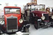 Muzeum techniky v Telči