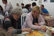 Turnaje v Člověče, nezlob se, se zúčastnilo 24 hráčů.