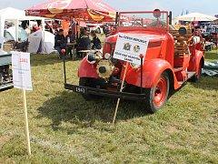 Pyrocar je největší přehlídka hasičské techniky