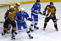 Mikulášská nadílka se konala na ledě Litomyšle, které hokejisté Světlé nastříleli devět branek a připsali si šestou výhru v řadě.