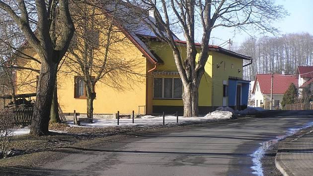 Ke kulturnímu domu v Podmoklanech přibude letos nová přístavba.